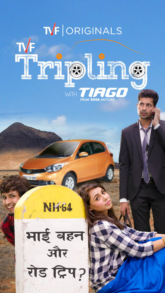 TVF Tripling (2019) 480p Hindi WEB-DL SeaSon 02 x264-440MB